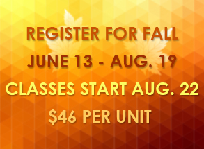 Register for Fall 2016